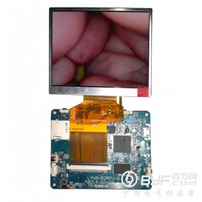 厂家直供工业内窥镜DVR视频显示模块