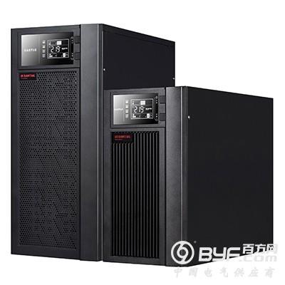 供应SANTAK/山特C6K内置电池UPS电源
