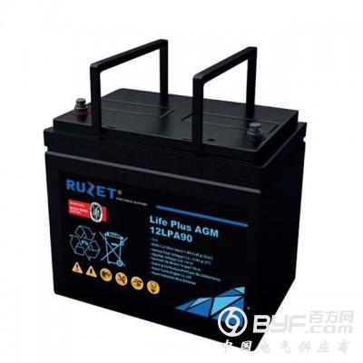 Ruzet蓄电池2TPA2500吸液式2V2660AH