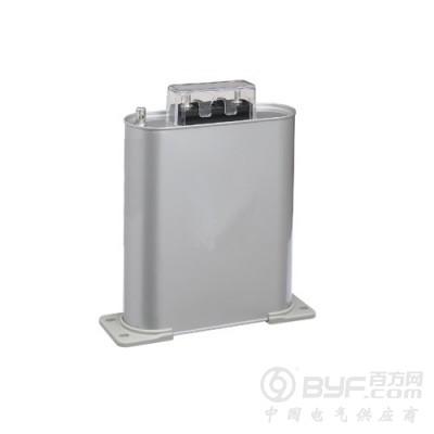 三相系列自愈式低压并联电容器