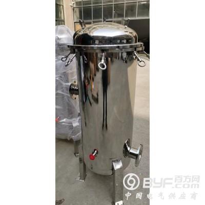 负压管道除菌过滤器     负压废气排放消毒灭菌器
