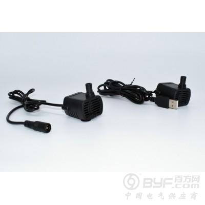 5V USB接口小型直流無刷水泵