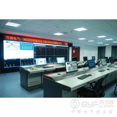 萬洲電氣專業提供企業能耗實時監測服務管理系統