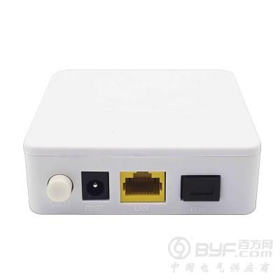 深圳龍崗冠聯通信生產銷售單口光貓設備