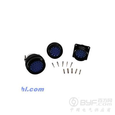 XCA 系列圓形電連接器
