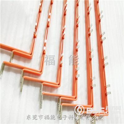 硬铜排 控制设备铜母排 电箱连接汇流片福能精加工