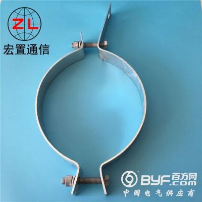 opgw/adss 抱箍的價格 桿用緊固件圖片 電桿用金具