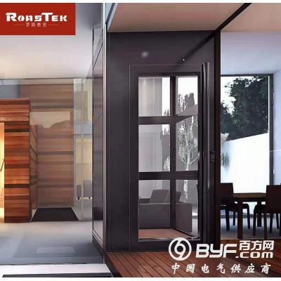 2-6層家用別墅小電梯,無底坑四面透明,可定制尺寸