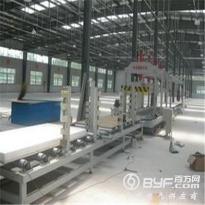 復合保溫板設備 成型設備制造廠家 全自動化高配置上料系統